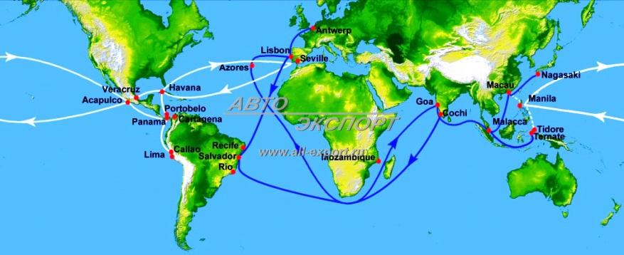 ООО Экспорт - экспорт по всему миру